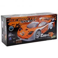 SERPENT 600045 Cobra GT RTR EP 1/8