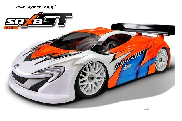 SERPENT SRX8 GT GT/TQ