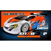 SERPENT 600065 SRX8 GTE WC
