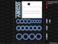 ABEC35 ARC R8.0