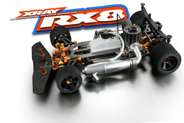 XRAY RX8