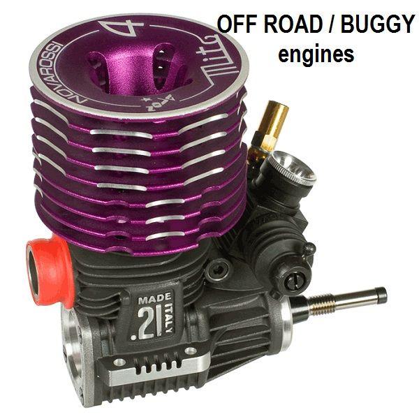 Motori a scoppio Off Road Buggy