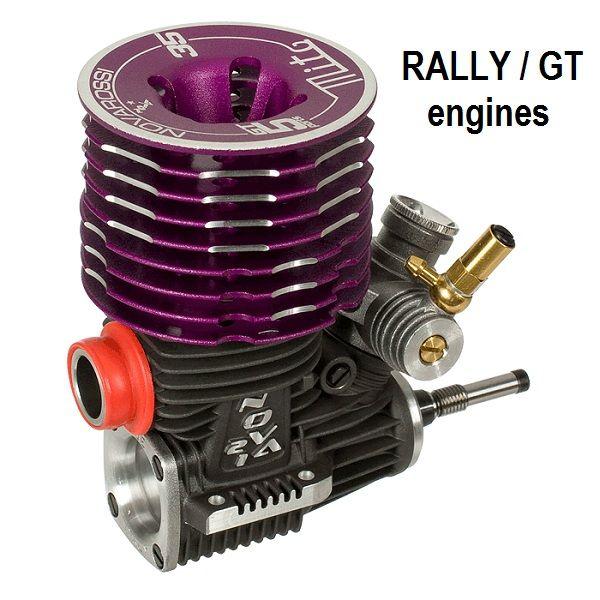 Motori a scoppio Rally GT