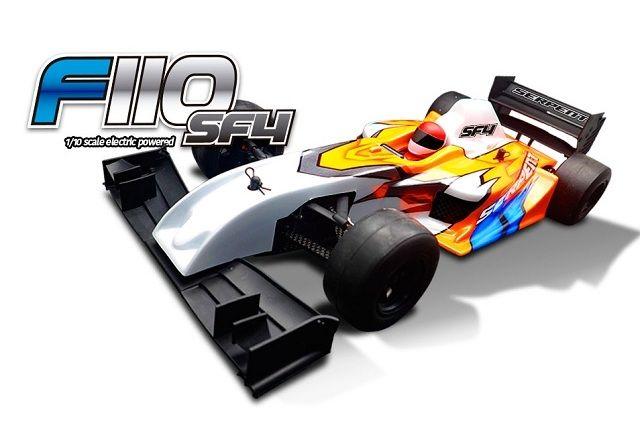 SERPENT F110 - SF4