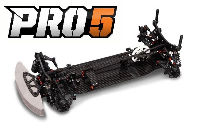 HB RACING PRO 5