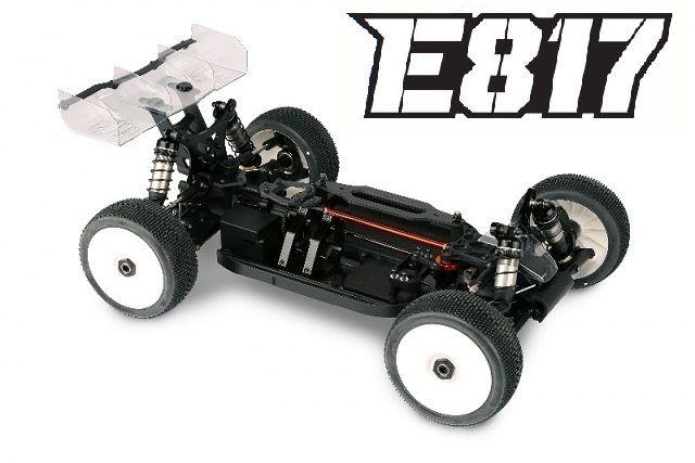 HB RACING E817 E817T
