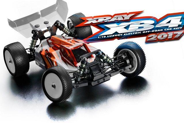 Xray XB2 XB4