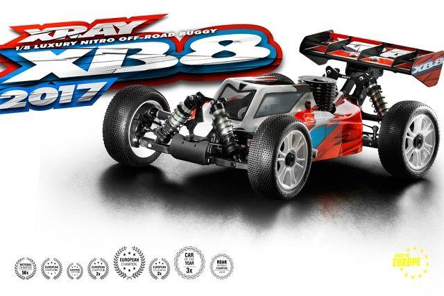 Xray XB8